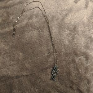Zales Jewelry - Open hearts collection mom necklace